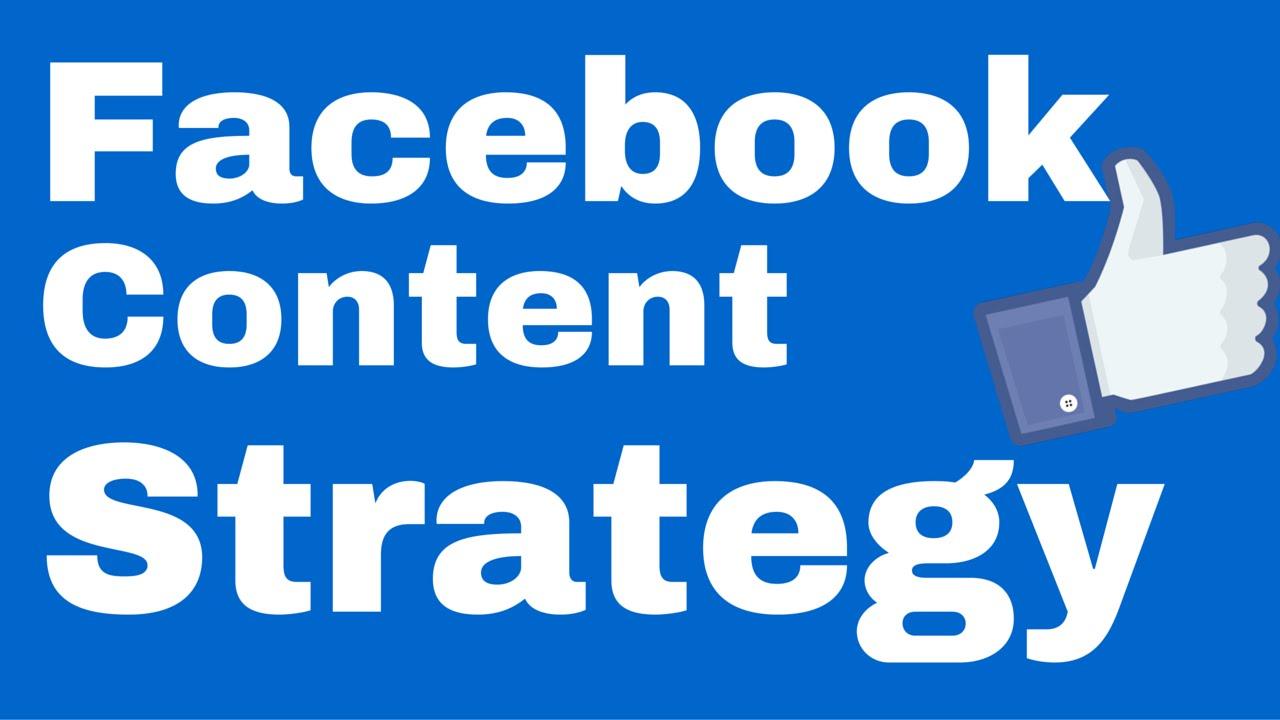 Votre stratégie facebook: quoi et quand poster?