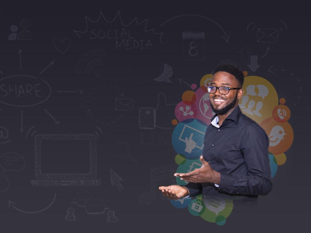 Jerry Louis-Jeune, Digital Strategist, SEO Expert, Social Media, Branding, Website Banner