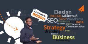 Jerry Louis-Jeune, Entrepreneur, Philanthrope et Etoile Haïtienne du Webmarketing